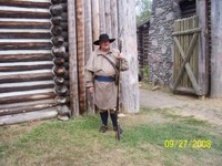 Highlight for album: Fort Boonesborough 2008 Siege