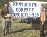 Highlight for album: 2008 Kentucky's Corp of Longriflemen