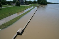 Highlight for album: Floodwaters on the Wabash, George Rogers Clark Memorial