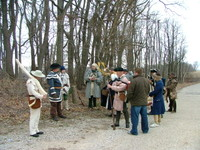 Highlight for album: Annual George Rogers Clark March 2009